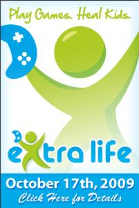 Extra Life Charity